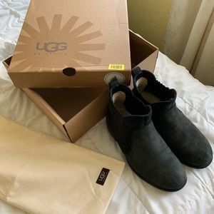 UGG waterproof booties